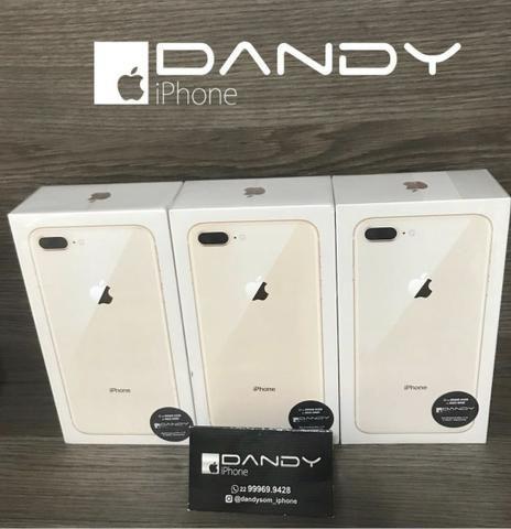 Iphone 8 PLUS 64g novo lacrado a pronta entrega