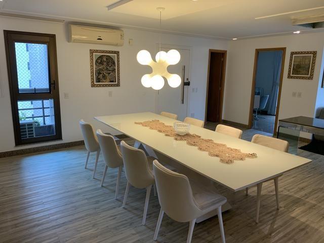 Apartamento para venda com 217 metros quadrados com 4 quartos em Meireles - Fortaleza - CE - Foto 8