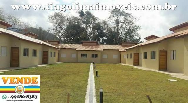 Casa em Condomínio || Dormitório Grande || Caraguatatuba || 180 Mil