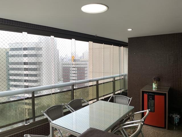Apartamento para venda com 217 metros quadrados com 4 quartos em Meireles - Fortaleza - CE - Foto 14