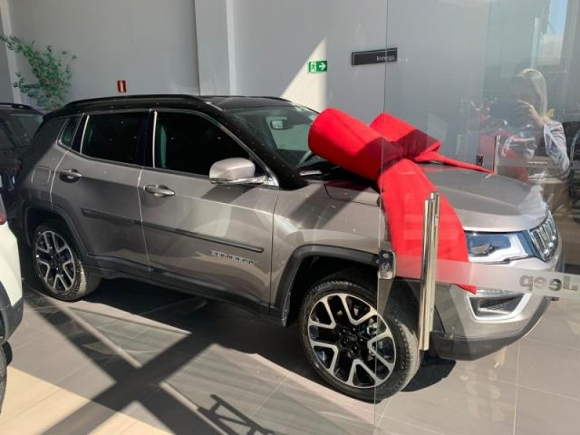 JEEP  COMPASS 2.0 16V DIESEL LIMITED 2019 - Foto 4