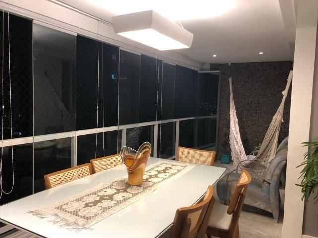 Apartamento 3/4 + Home Office Platno GreenVille Andar Alto Vista Bosque - Foto 15