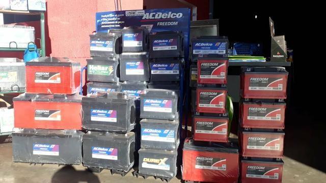 BATERIA Nova Com Garantia Qualidade ligue Duracar Baterias - Foto 3