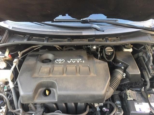 Toyota Corolla xrs 2.0 flex automatico top com gnv 5 geraçao muito novo preço real - Foto 16