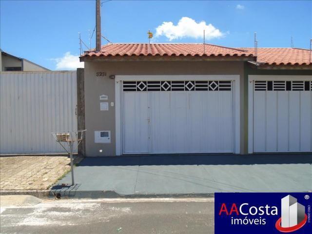 Casa para alugar com 2 dormitórios em Esplanada primo meneghet, Franca cod:I04381