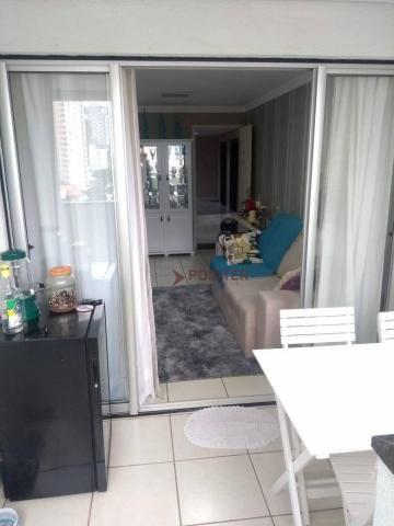 Apartamento com 3 dormitórios à venda, 92 m² por R$ 370.000,00 - Jardim Goiás - Goiânia/GO - Foto 5