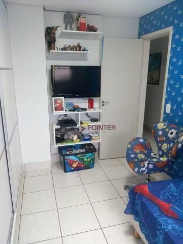 Apartamento com 3 dormitórios à venda, 92 m² por R$ 370.000,00 - Jardim Goiás - Goiânia/GO - Foto 15