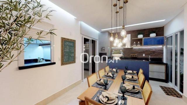 Casa com 4 dormitórios à venda, 201 m² por R$ 687.000,00 - Sítios Santa Luzia - Aparecida  - Foto 4