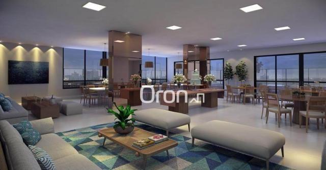Apartamento à venda, 66 m² por r$ 339.000,00 - jardim américa - goiânia/go - Foto 5