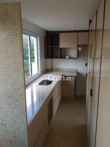 Apartamento à venda, 89 m² por R$ 340.000,00 - Jardim América - Goiânia/GO - Foto 3