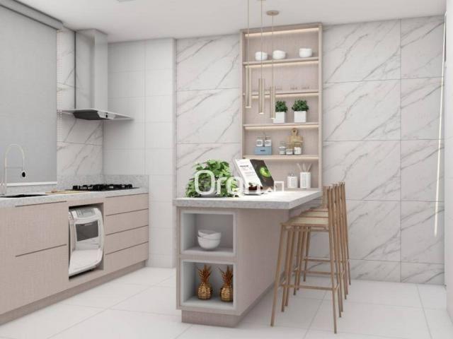 Cobertura com 4 dormitórios à venda, 318 m² por R$ 1.271.000,00 - Setor Bueno - Goiânia/GO - Foto 10