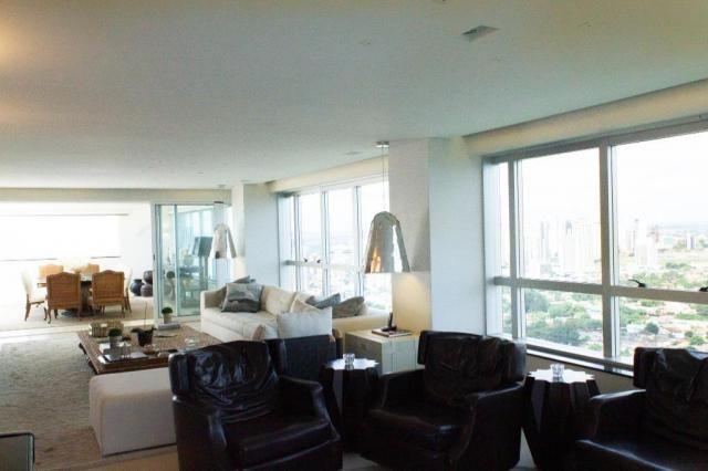 Cobertura à venda, 503 m² por r$ 3.800.000,00 - setor marista - goiânia/go - Foto 7