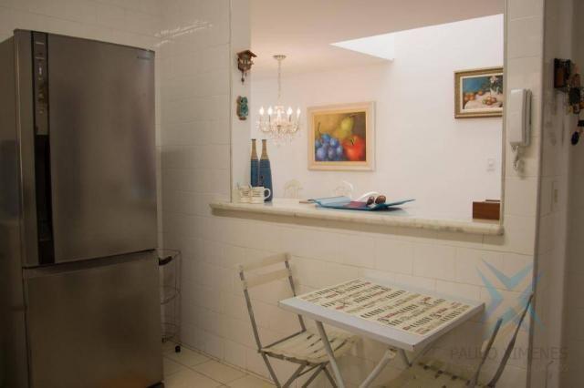 Casa com 3 dormitórios à venda, 240 m² por r$ 419.990 - edson queiroz - fortaleza/ce - Foto 14