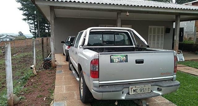 Camionete S10 sertões diesel 2005, 4x4 ,2.8 - Foto 2