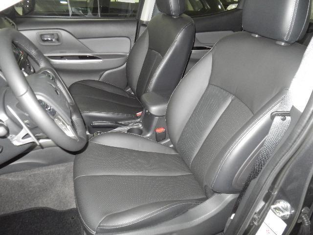 Mitsubishi L200 Triton Sport HPE-S Couro Xenon Conheça o Mit Facil e Desafio Casca Grossa - Foto 10