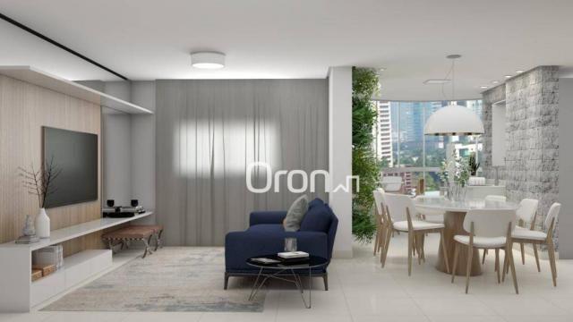 Cobertura com 4 dormitórios à venda, 318 m² por R$ 1.271.000,00 - Setor Bueno - Goiânia/GO - Foto 2