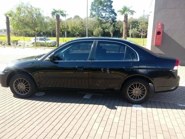 Honda Civic 2003 Impecável! R$ 17.888,00. - Foto 2
