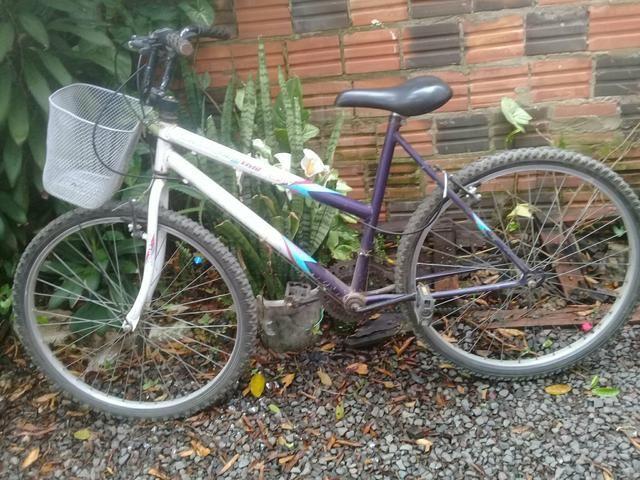 Bicicleta aro 26 e aro 20 - Foto 3