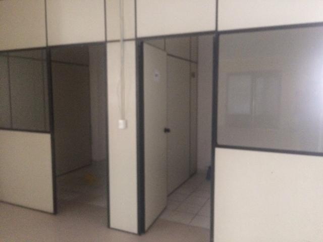 Divisorias eucatex com vidro - Foto 2