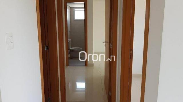 Apartamento à venda, 74 m² por r$ 420.000,00 - setor bueno - goiânia/go - Foto 8