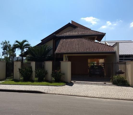Casa à venda com 4 dormitórios em Santo antônio, Joinville cod:17681N/1