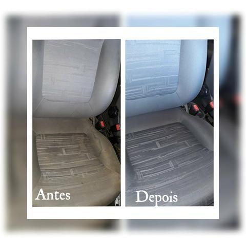 Limpeza e higienização a seco de estofados e automotivo - Foto 4