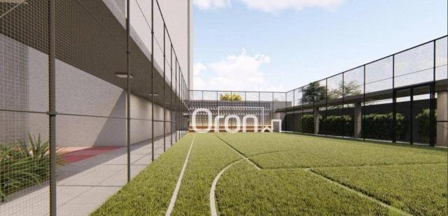 Apartamento com 2 dormitórios à venda, 56 m² por R$ 198.000,00 - Condomínio Santa Rita - G - Foto 12