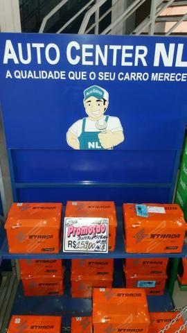 """BATERIA """"STRADA"""" Nova 60 Ah. por R$ 159,00!!!!"""