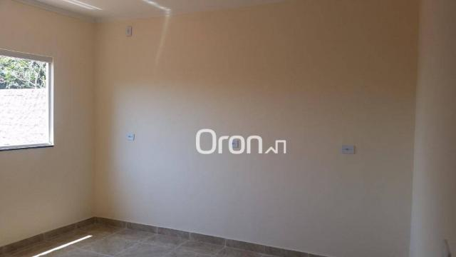 Casa com 2 dormitórios à venda, 70 m² por r$ 135.000,00 - setor cora coralina - goianira/g - Foto 8