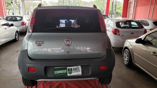Fiat Uno  Way 1.0 8V (Flex) 4p FLEX MANUAL - Foto 4
