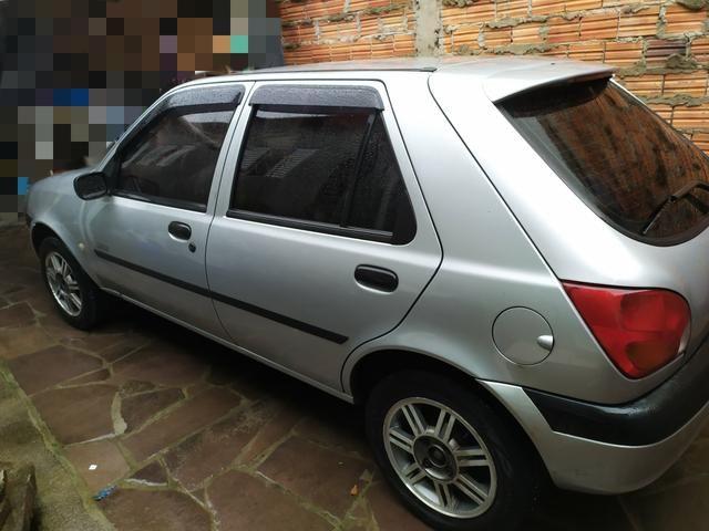 Ford Fiesta 2001 - Foto 5