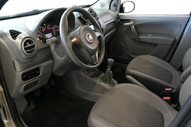 Fiat Palio 1.0 EVO Atractive Flex - Completo - Foto 4