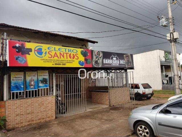 Prédio à venda, 210 m² por R$ 380.000,00 - Residencial Caraíbas - Aparecida de Goiânia/GO