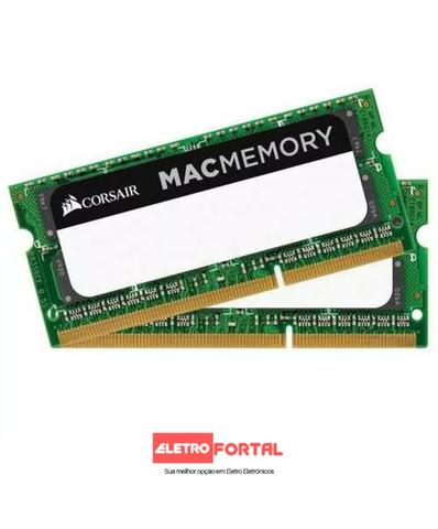 Memória iMac Macbook Pro MiniMac Macmemory Corsair - Foto 4