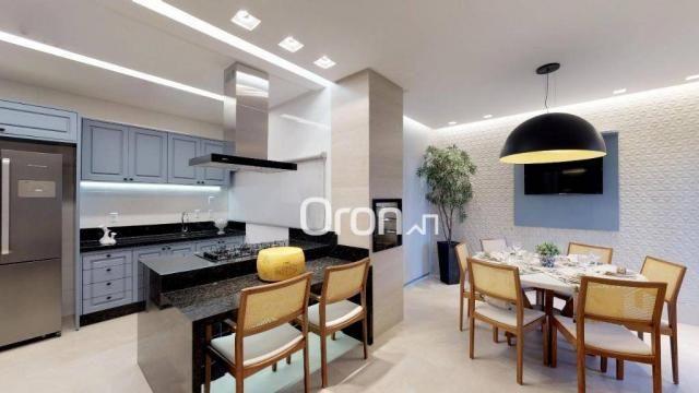 Casa com 4 dormitórios à venda, 201 m² por R$ 687.000,00 - Sítios Santa Luzia - Aparecida  - Foto 6
