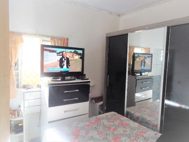 Casa 3 quartos um com suite, 3° rua atras da feira do produtor, 200 metros da upa - Foto 7