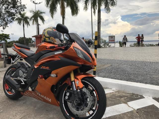R6 yamaha moto - Foto 5