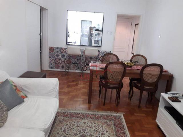 Apartamento à venda com 2 dormitórios em São francisco, Niterói cod:AP1098 - Foto 4