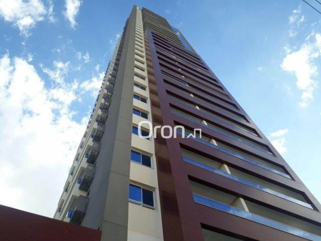 Apartamento à venda, 74 m² por r$ 420.000,00 - setor bueno - goiânia/go - Foto 2