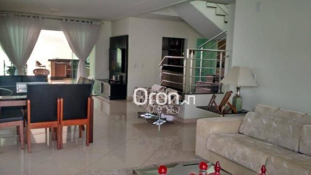 Sobrado com 4 dormitórios à venda, 340 m² por R$ 1.100.000,00 - Jardim América - Goiânia/G - Foto 4