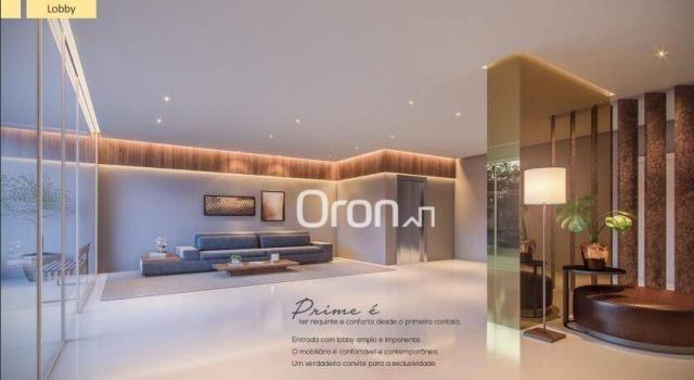 Apartamento com 4 dormitórios à venda, 440 m² por r$ 2.971.000,00 - setor marista - goiâni - Foto 3