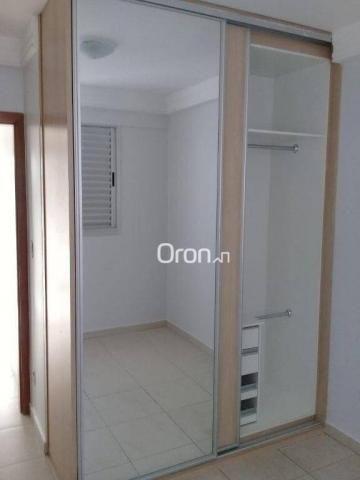 Apartamento com 3 dormitórios à venda, 117 m² por R$ 620.000,00 - Setor Bueno - Goiânia/GO - Foto 10