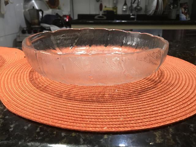 Duo de saladeiras em vidro - Foto 3