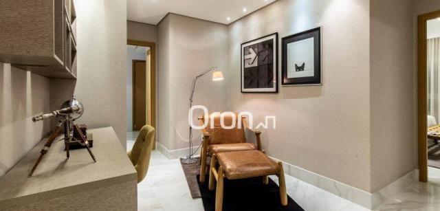 Apartamento com 4 dormitórios à venda, 440 m² por r$ 2.971.000,00 - setor marista - goiâni - Foto 8