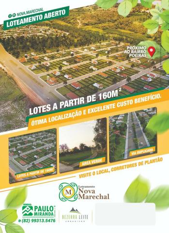 Loteamento Nova Marechal - Últimas unidades - Infor. * - Foto 2