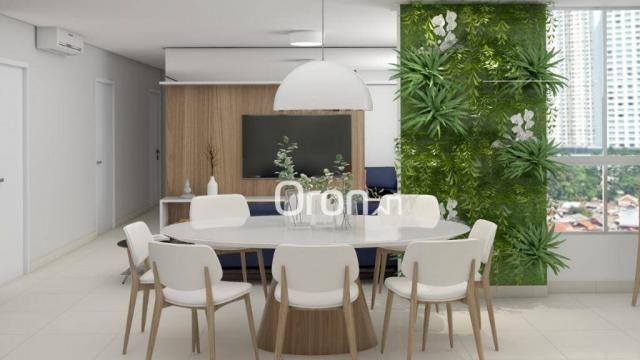 Cobertura com 4 dormitórios à venda, 318 m² por R$ 1.271.000,00 - Setor Bueno - Goiânia/GO - Foto 7