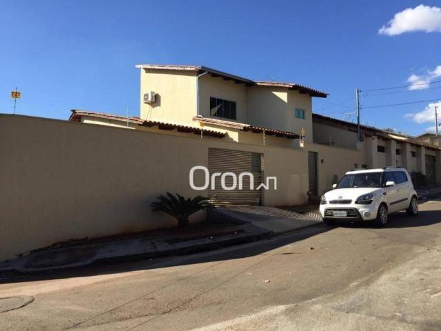 Sobrado com 3 dormitórios à venda, 160 m² por r$ 450.000,00 - setor faiçalville - goiânia/