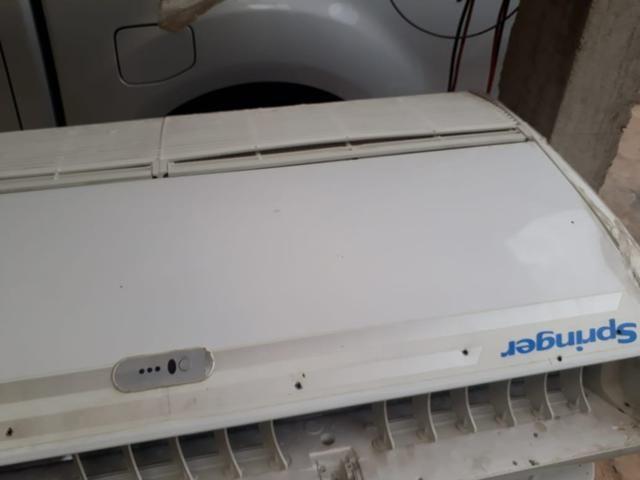 Ar Condicionado Split Piso Teto Springer 36.000 Btus Frio 220v - Foto 2