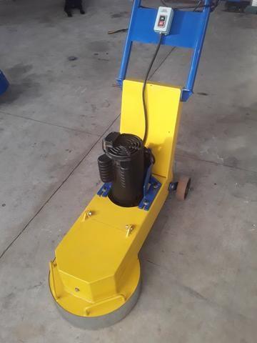 Máquina para polimento de pisos