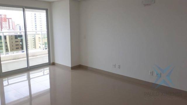 Contemporâneo, 3 dormitórios à venda, 144 m² por r$ 1.310.000 - aldeota - fortaleza/ce - Foto 19